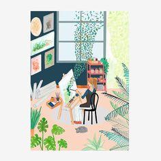 dibujo plantas dibujo botánico ilustración botánica