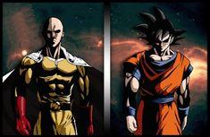 Criador de One Punch Man dá a opinião dele sobre quem é mais forte: Saitama ou Goku