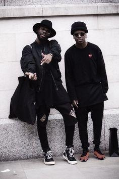 streetbefashion: blvkdlyfe: blvkdlyfe for fashion daily. Follow streetbefashion for the highest Street$Fashion