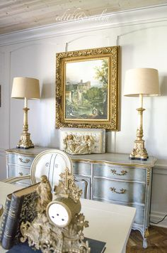 The Study Renovation Final Reveal Edith & Evelyn Vintage French Country Rug, French Country Bedrooms, French Country Living Room, French Country Decorating, Country Style, French Style, French Home Decor, Vintage Home Decor, Rustic Decor