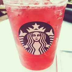 GO TO STARBUCKS AND GET A REFRESHER!! IT'S AMAZING!!