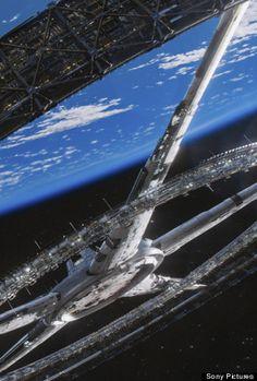An Elysium Space Sta