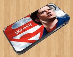 Superman SMALLVILLE Iphone case for Iphone 4 4S Case sm1612