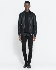 Zara Beat Collection - Metallic Jacket