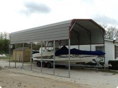 Side Entry Carports Are Perfect For All Kinds Of Shelter