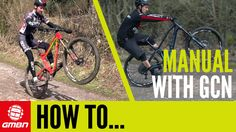 How To Manual – Can Roadies Manual On A Mountain Bike? - VIDEO - http://mountain-bike-review.net/mountain-bikes/how-to-manual-can-roadies-manual-on-a-mountain-bike-video/ #mountainbike #mountain biking