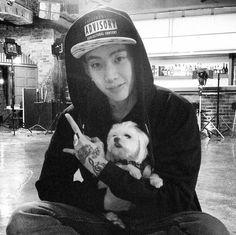 kyeopta (cute) #puppy #jay