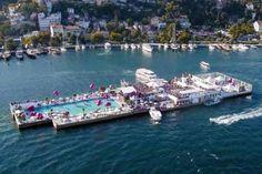 suada club istabanbul (not floating buty an  isle)