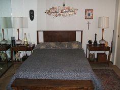 1960 bedroom