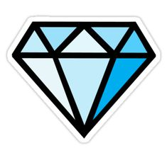 A minecraft Diamond • Also buy this artwork on stickers, apparel, phone cases, and more.
