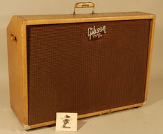 1950's gibson amplifier