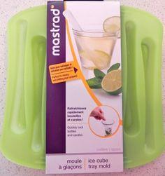 Mastrad Ice Spoon Tray - Lime Green - #poshprezzi