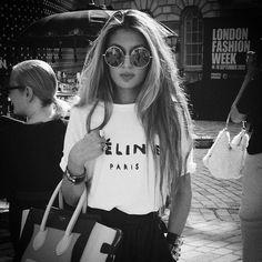circle sunglasses I feel like these make you look like #MJ LOL