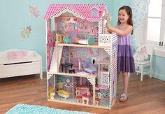 Kidkraft Puppenhaus Dollhaus Annabelle holz