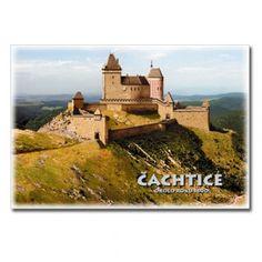 Čachtice pri Novom Meste nad Váhom - okolo roku 1600   Nakladatelství PUTUJME - hrady, zámky a erby