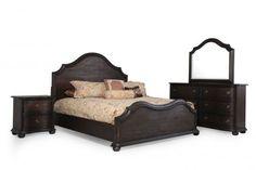 MHFI-B2258/CALKS - Magnussen Home Muirfield King Suite | Mathis Brothers Furniture