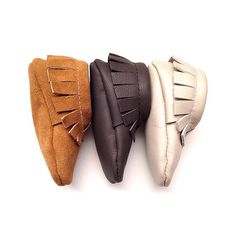Potato feet moccasins