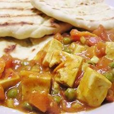Kokosnuss-Tofu-Curry