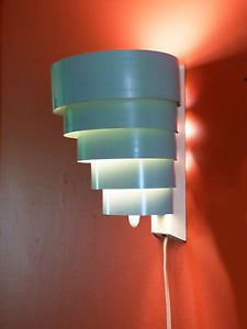 Vintage-Old-Art-Deco-Mid-Century-Modern-Wall-Light-Sconce
