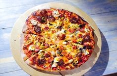 Bir İtalyan Efsanesi Pizza