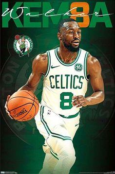 Celtics Basketball, Basketball Posters, Boston Celtics Wallpaper, Poster Wall, Poster Prints, Art Prints, Sports Art, Sports Teams, Poster Making