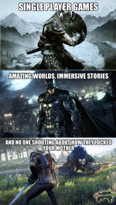 RPG's are my life and I have played all those games