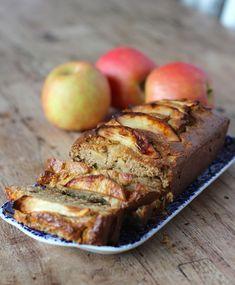 Havermout appelcake - ENJOY! The Good Life