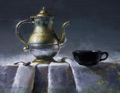Daybreak by David Cheifetz Oil ~ 11 x 14