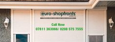 Euro Shop Fronts provide a range of #rollershutters, #securityrollershutters, #shopfrontsecurity.  http://www.euroshopfronts.com/security-roller-shutters.php