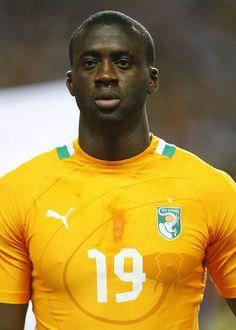 Yaya Tourè een van beste middenvelders op de wereld