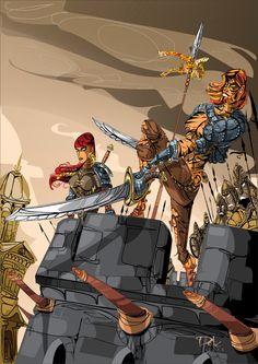 Gruntle by dejan-delic on DeviantArt #fantasy #malazan