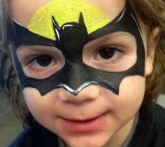 pintacaritas superheroes - Buscar con Google