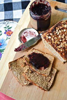 Morning Honey Oat Homemade Bread recipe! Enjoy a beautiful morning bread recipe!