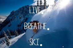 Live to ski