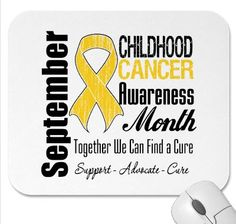 Help Fight Childhood Cancer <3  I'm so thankful my sister beat it!