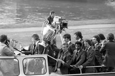 European Cup Final  Nottingham Forest v Malmo