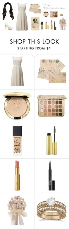 """""""Anchorage"""" by me1ody ❤ liked on Polyvore featuring Phase Eight, Guerlain, NARS Cosmetics, AERIN, Too Faced Cosmetics, Smashbox, Allurez and HARRIET WILDE"""