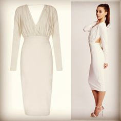 The new Gabby midi dress is now back in stock www.hedonia.co.uk £70