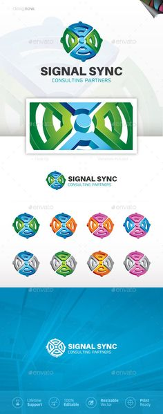 Circle Labyrinth Logo: Abstract Logo Design Template created by magikpoink. Circle Logo Design, Circle Logos, Logo Design Template, Logo Templates, Communication Process, What Makes You Unique, Love Design, Design Ideas, Branding