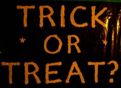 halloween  | Halloween Etiquette Tips for Trick or Treaters