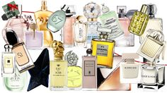 Fragrance Parade for Xmas14! Choose yours with The Beauty Cove!