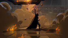 Darth Vader Looms Large Over This Star Wars Rebels Concept Art