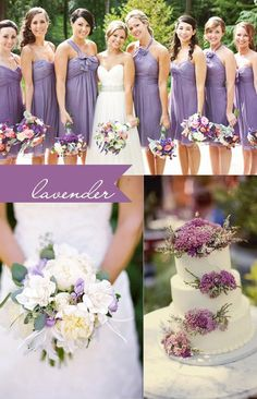 Lavender wedding @Savannah Hall Hall Hall Maxwell this is for you