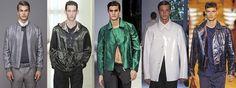 Модные мужские куртки 2017: байкерские, кожаные, трикотажные и замшевые