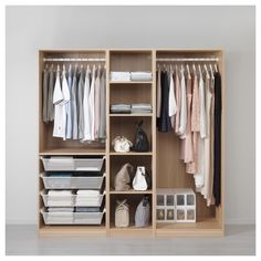 Online Ikea PAX Wardrobe - white stained oak effect - IKEA in Auckland NZ. Lowest prices and largest range of IKEA Furniture in New Zealand. Shop for Living room furniture, outdoor furniture, bedroom furniture, office and alot more ! Pax Corner Wardrobe, Pax Closet, Ikea Pax Wardrobe, Wardrobe Sets, Closet Storage, Cheap Wardrobe Closet, Brimnes Wardrobe, Wardrobe Wall, Oak Wardrobe