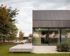 Ein Fort in Bewegung: Wohnen in Knokke