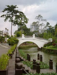 The Kuala Lumpur Botanical Gardens (formerly the Lake Gardens) by ultimatekldevil, via Flickr