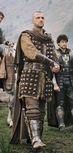 "Ray Stevenson en ""King Arthur"""
