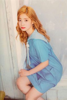 "Dahyun-Twice  ""ONE IN A MILLION"" TWICE 1st Photo book"