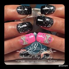 "43 Likes, 2 Comments - Becky Bunnell So Gel Educator (@nailedbybeckyb13) on Instagram: ""So Simple formula hard gel.  So Gel educator/distributor, nail technician St. George Utah…"""